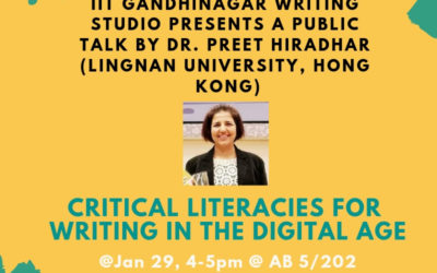 Critical Literacies for Writing in the Digital Age