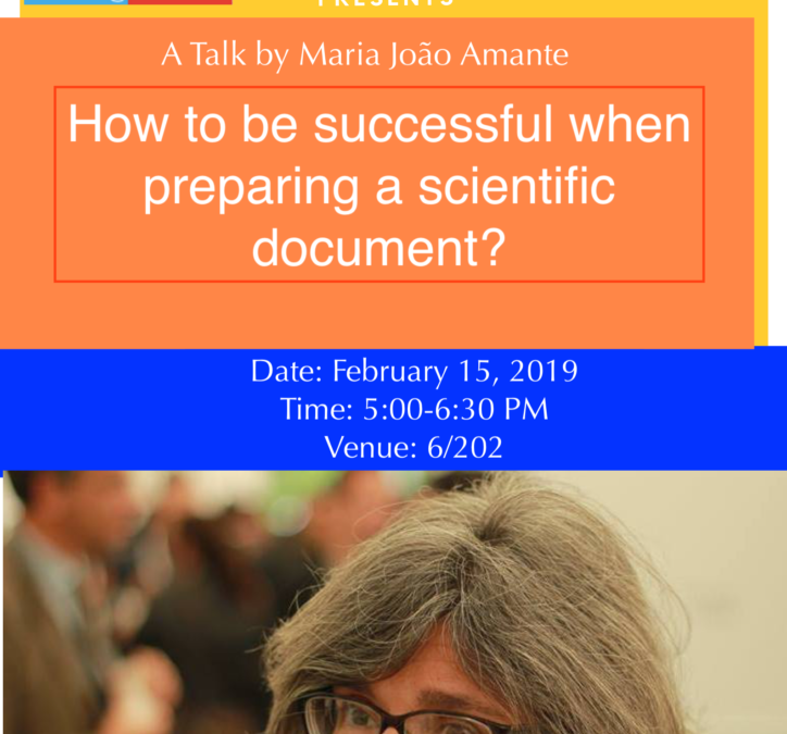 How to be successful when preparing a scientific document?